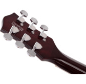 Gretsch G5222 Electromatic Double Jet BT with V-Stoptail, Walnut Stain, Laurel