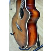 Faith Neptune Electric Cutaway Blood Moon Acoustic Guitar incl Hard Case
