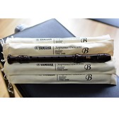 Yamaha YRS24BUK Descant Recorder Incl Soft Case - School Pack of 32