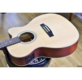 SX Orchestral Model Cutaway Electro Acoustic Guitar