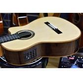 Cordoba Fusion Orchestra CE Spruce Electro Classical Nylon Guitar & Case