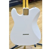Fender Squier Vintage Modified Telecaster Deluxe, Olympic White, Maple - B Stock