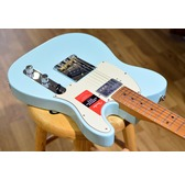Fender Limited Edition American Pro Telecaster, Daphne Blue, Roasted Maple