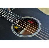 Auden Smokehouse Austin Grand Auditorium Electro Acoustic Guitar & Case