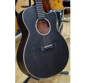 Auden Smokehouse Austin Grand Auditorium Cutaway Electro Acoustic Guitar & Case