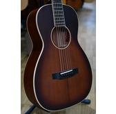 Auden Tobacco Burst Emily Rose Parlour Electro Acoustic Guitar & Case