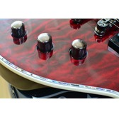 ESP LTD EC-1000 STBC See Thru Black Cherry Electric Guitar