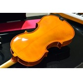 "Secondhand Michael Poller Upgrade Viola - 16.5"" Back"