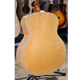 Guild USA F-55 Maple Acoustic Guitar, Natural