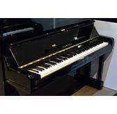 Secondhand Yamaha U3M Upright Piano - Black Polyester