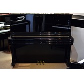Secondhand Yamaha U3M Upright Piano - Black Polyester