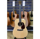 Huss & Dalton DR-H Dreadnought Acoustic Guitar & Case