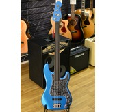 Fender Tony Franklin Fretless Precision Bass, Lake Placid Blue, Ebony
