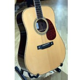 Peerless Dreadnought PD-85E Electro Acoustic Guitar & Hard Case - Pre-Owned