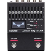 Boss EQ-200 Graphic Equalizer Electric Guitar Pedal