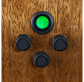 Faith PJE Legacy Earth Electro Cutaway Including Hard Case