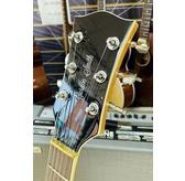 Gordon Smith GS1000 Special Edition Black Electric Guitar & Hard Case, B-Stock