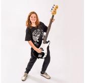 Encore E4 'P' Shape Electric Bass Guitar Pack