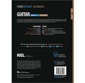 Rockschool Classics Guitar: Tracks for Grades 6-8
