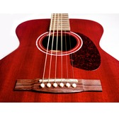 Guild Westerly M-120E Electro Acoustic Guitar, Cherry Red